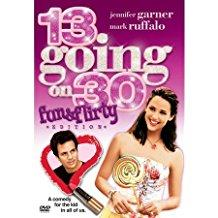 13 Going on 30  - Fun and Flirty Edition - Jennifer Garner (DVD) (WS) (LS)