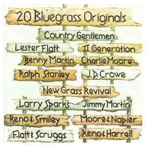 20 Bluegrass Originals