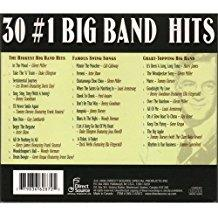 30 #1 Big Band Hits - Various Artists (3 CD Set)