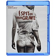 I Spit on Your Grave Unrated Bluray OM