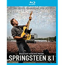 Bruce Springsteen and I - The Music. The Fans. The Soundtrack To So Many Lives (Blu-Ray)