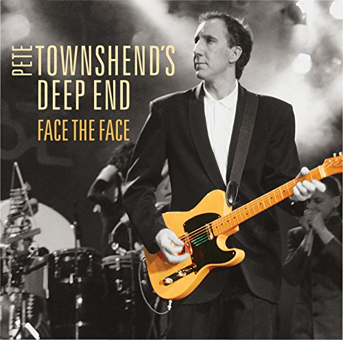 Pete Townsend's Deep End - Face the Face (CD and DVD)