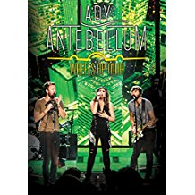 Lady Antebellum - Wheels Up Tour (DVD) (OC)