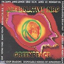 Alternative NRG - Greenpeace Compilation (Click for track listing)