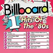 Billboard #1 Hits of the '80s (Click for track listing)