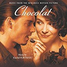 Chocolat - Music from the Miramax Motion Picture (Click for track listing)