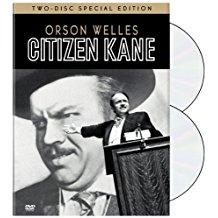 Citizen Kane - An Orson Welles Film (Two-DVD Special Edition) (Lightly scratched))