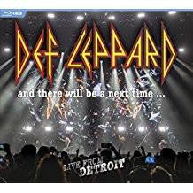 Def Leppard - And There Will Be A Next Time - Live From Detroit (2 CDs and DVD)