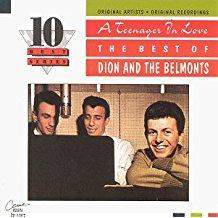 Dion and The Belmonts - A Teenager In Love - The Best Of