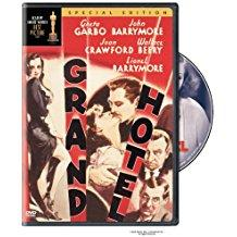 Grand Hotel - Greta Garbo, John Barrymore, Joan Crawford (DVD) (OM)