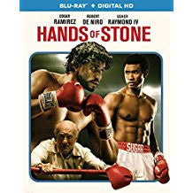 Hands of Stone (Blu-ray + Digital) SS