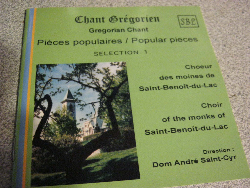 Gregorian Chant - Popular Pieces