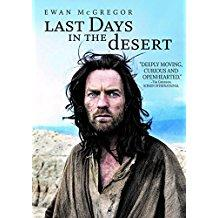 Last Days in the Desert - Ewan McGregor (DVD) (SS)