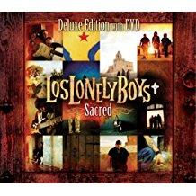 Los Lonely Boys - Sacred (CD and DVD)