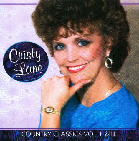 Christy Lane - Country Classics Vol. II & III