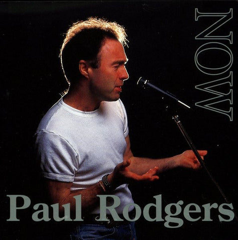 Paul Rodgers - NOW (2 CDs) (Autographed)
