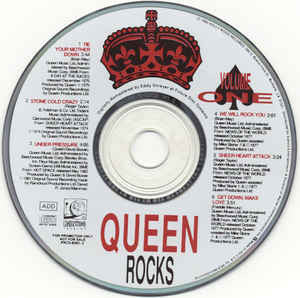 Queen - Queen Rocks Volume One