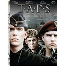 TAPS 25th Anniversary Special Edition - George C. Scott, Timothy Hutton (DVD)  (SS)