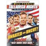 Talladega Nights - The Ballad of Ricky Bobby - Will Ferrell (DVD) (Unrated and Uncut!) (OM) (WS)