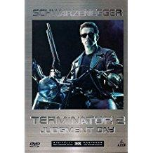 Terminator 2 - Judgment Day - Schwarzenegger - The Ultimate Edition DVD (Ltd. Edition Metal Case) (R-Rated) (WS)