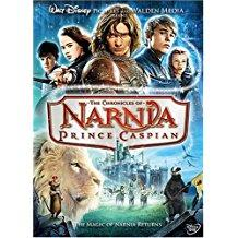 The Chronicles of Narnia - Prince Caspian (DVD) (PG) (Lightly scratched))