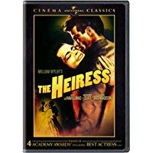 The Heiress - Montgomery Clift, Olivia deHavilland (DVD) (SS)