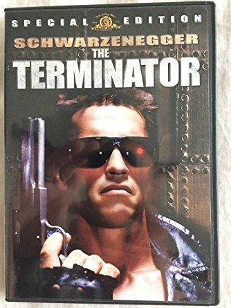 The Terminator (DVD) (R-Rated) (WS)