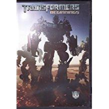 Transformers Beginnings (DVD) (Not Rated) (WS)