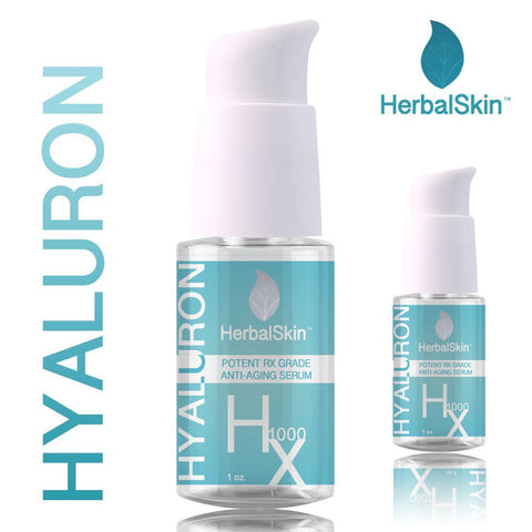 HerbalSkin® Hyaluronic Acid Serum