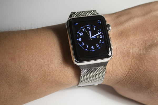 Stainless Steel Mesh Loop Band for Apple Watch