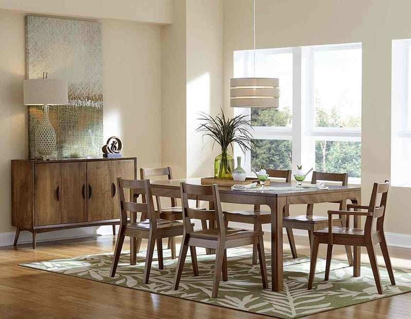 Best wood for table Dining Room The Best Wood For Your Dining Room Table Plain And Simple Furniture The Best Wood For Your Dining Room Table Plain And Simple Furniture