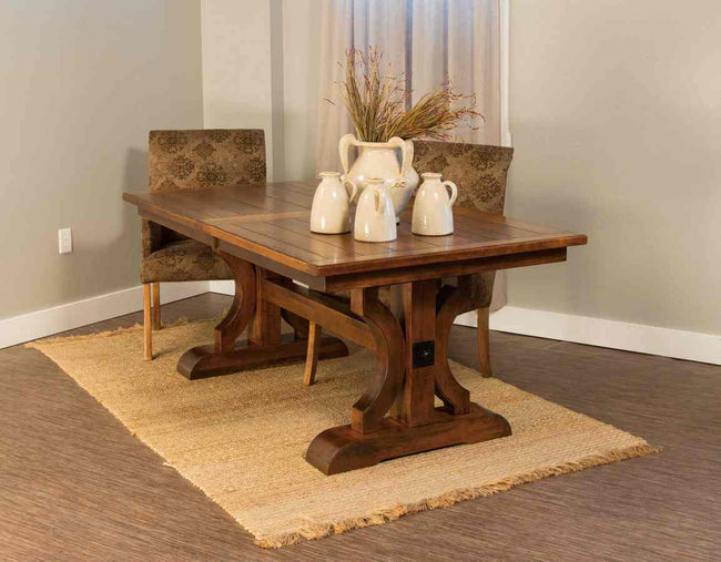 Five Trends in Amish Furniture Design from the Northern Indiana Woodcrafters Expo