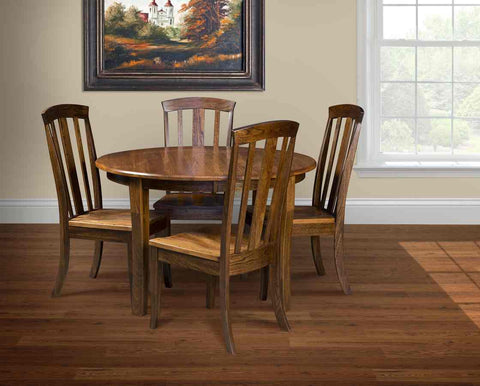 The Best Wood for Your Dining Room Table – Plain and Simple Furniture