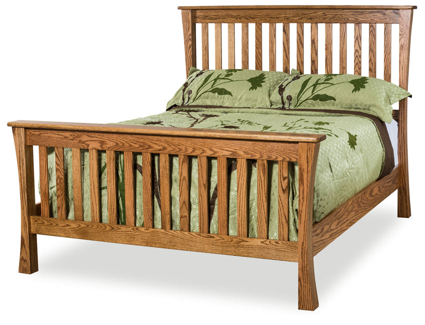 Trestle Bed (INT)
