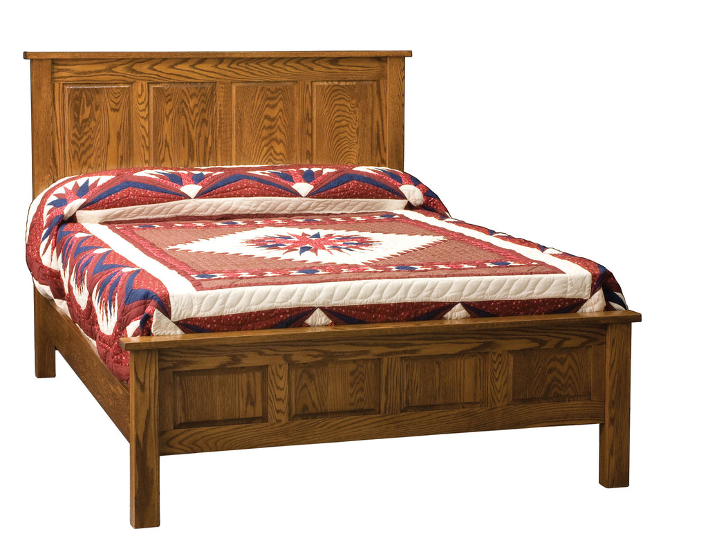 4-Panel Bed