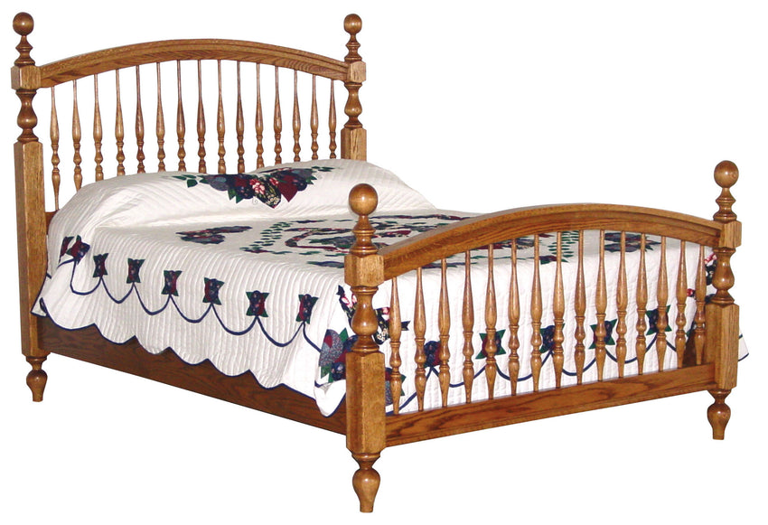 Bow Spindle Bed (INT)