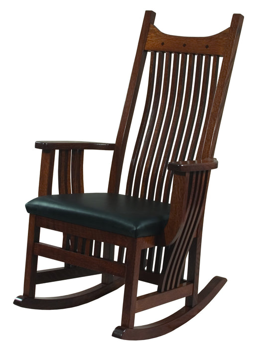 Single Royal Mission Rocker