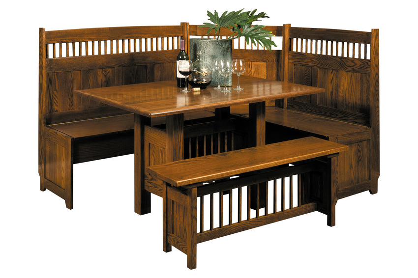 Classic Mission Dining Set (5pc)