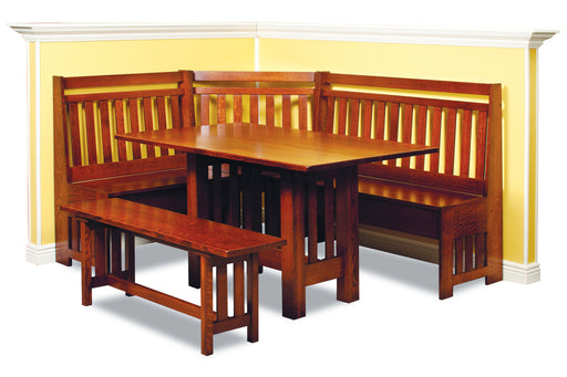 Bay Hill Slat Nook Set  (5pc)