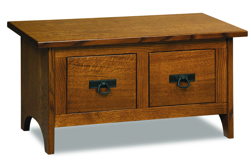 Locker Drawer Bench