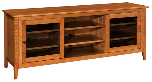 Alamo Flat Screen TV Cabinet 72""