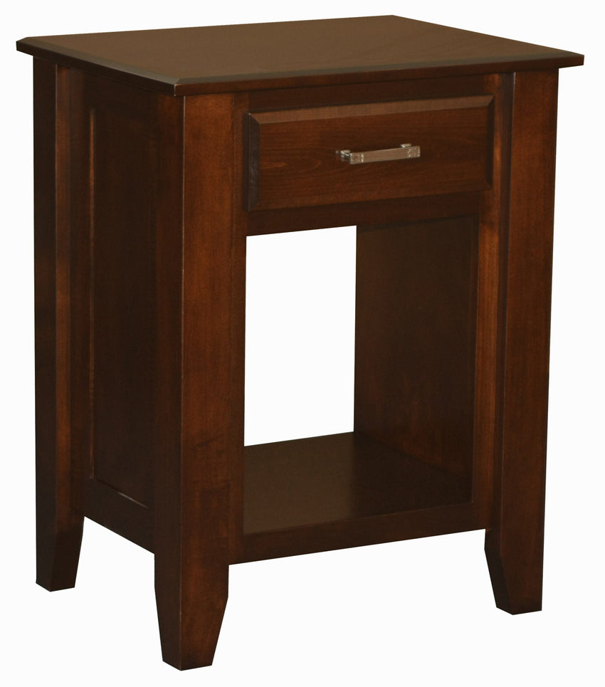 Ashton 1 Drawer Open Nite Stand