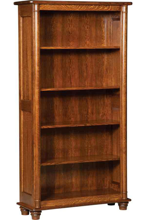 Handmade Solid Wood Bookcases Plain And Simple Furniture