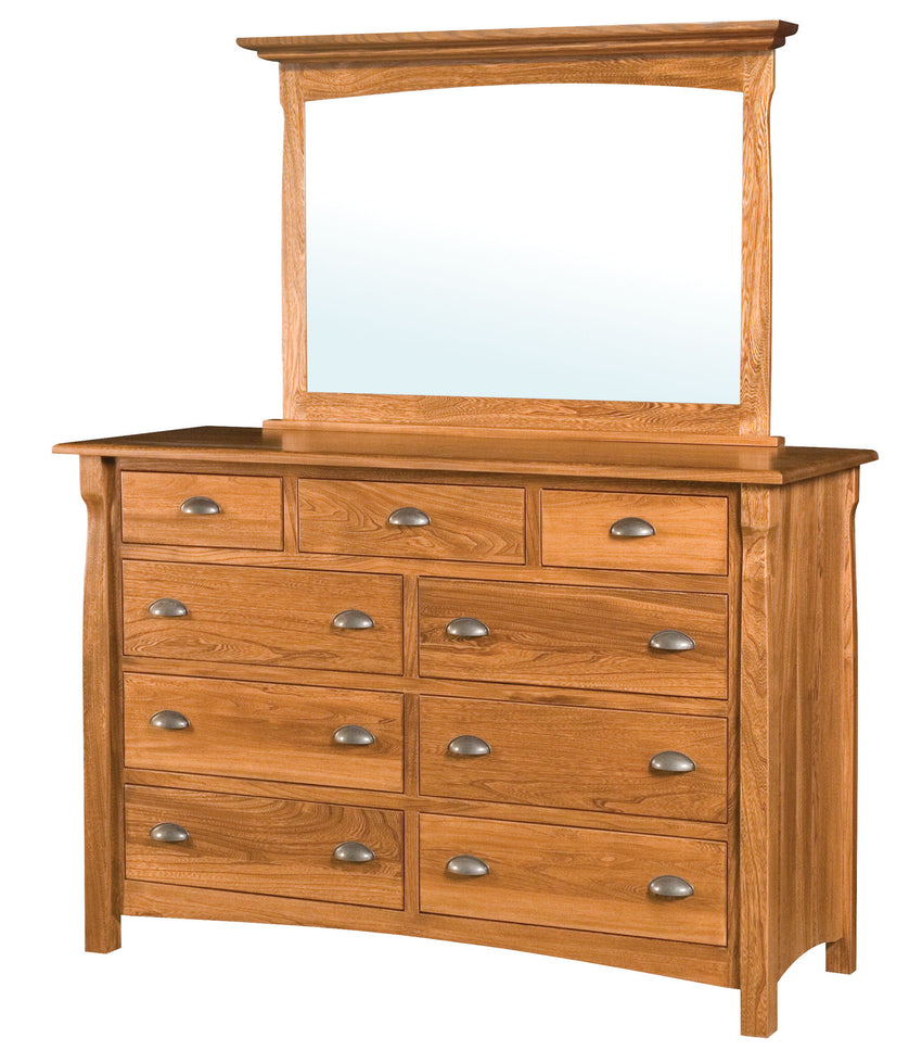 Canterbury 9 Drawer Dresser