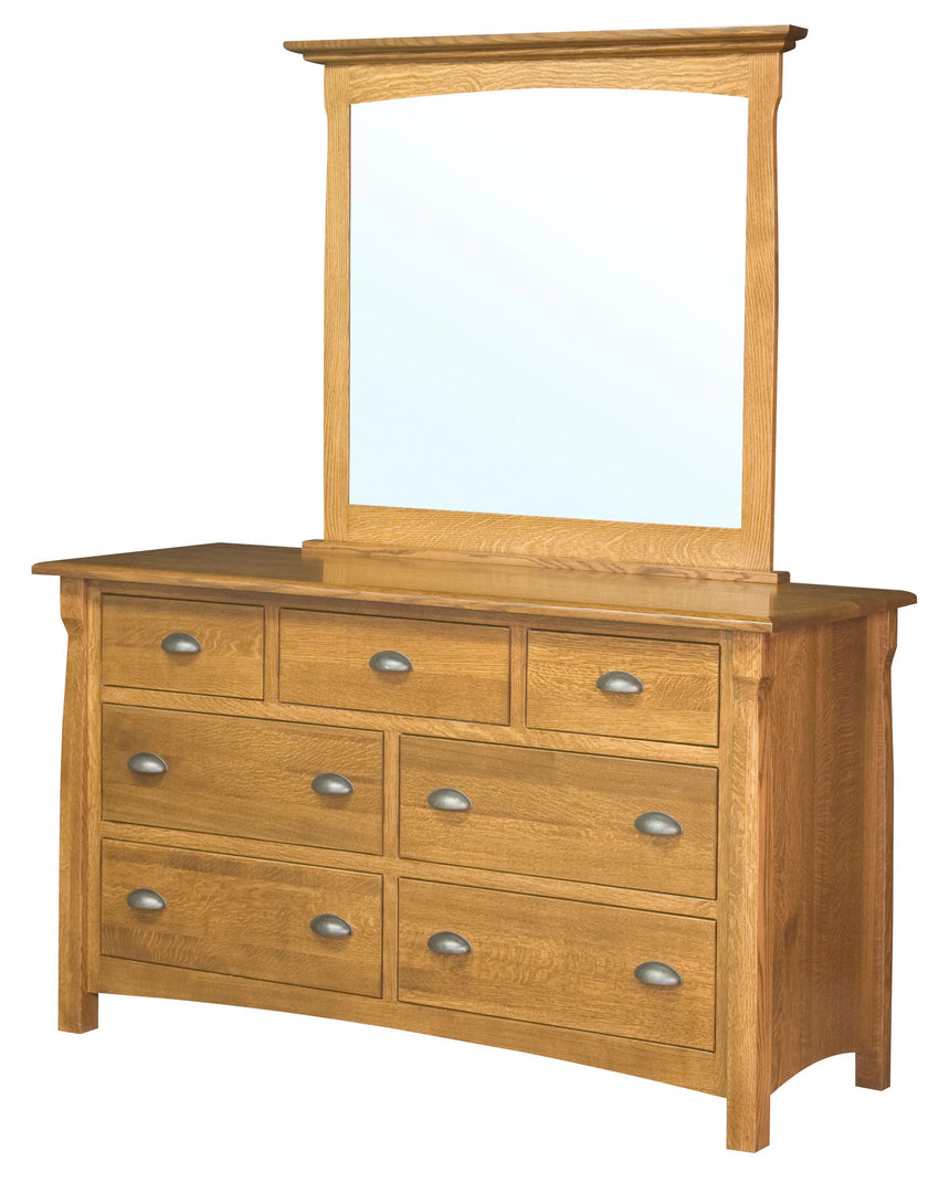 Canterbury 7 Drawer Dresser