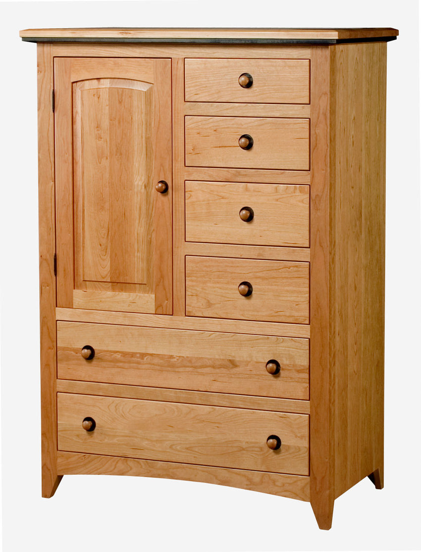 Classic Shaker 6 Drawer 1 Door Chest