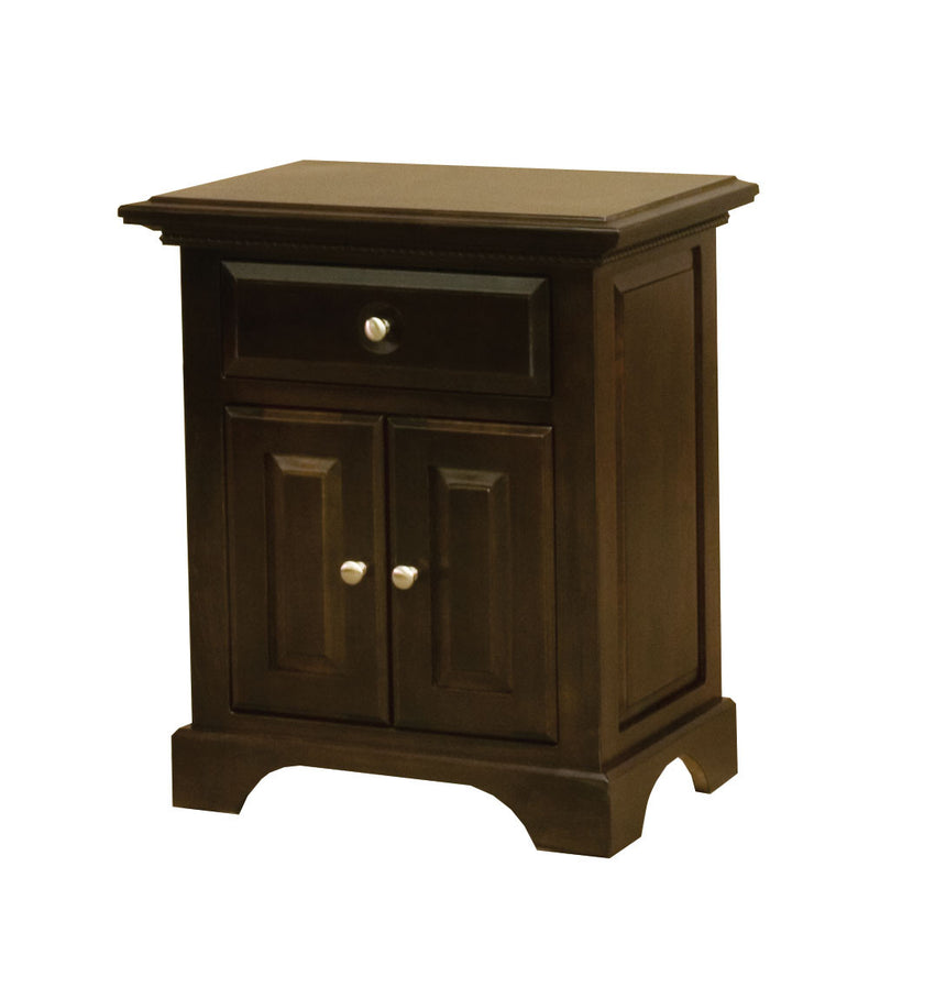 Escalade 1 Drawer 2 Door Night Stand