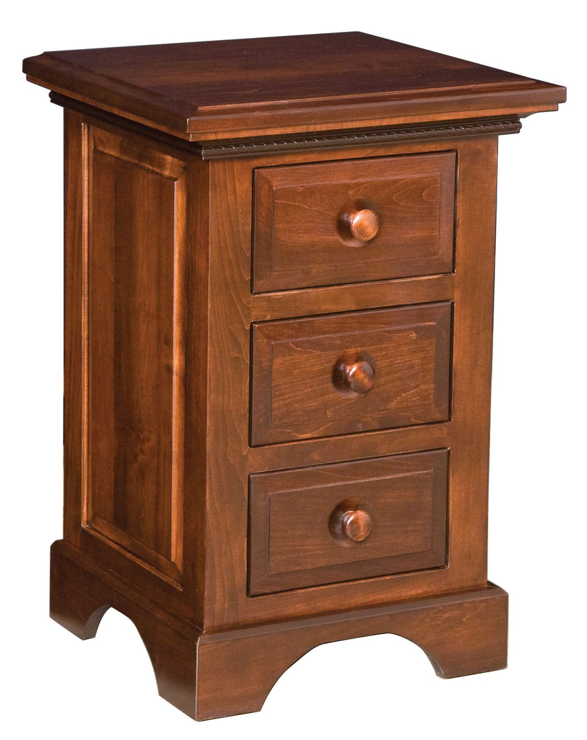 Escalade 3 Drawer Night Stand