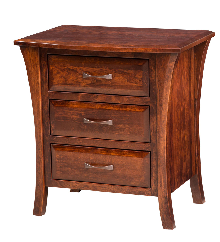 Ensenada 3 Drawer Night Stand