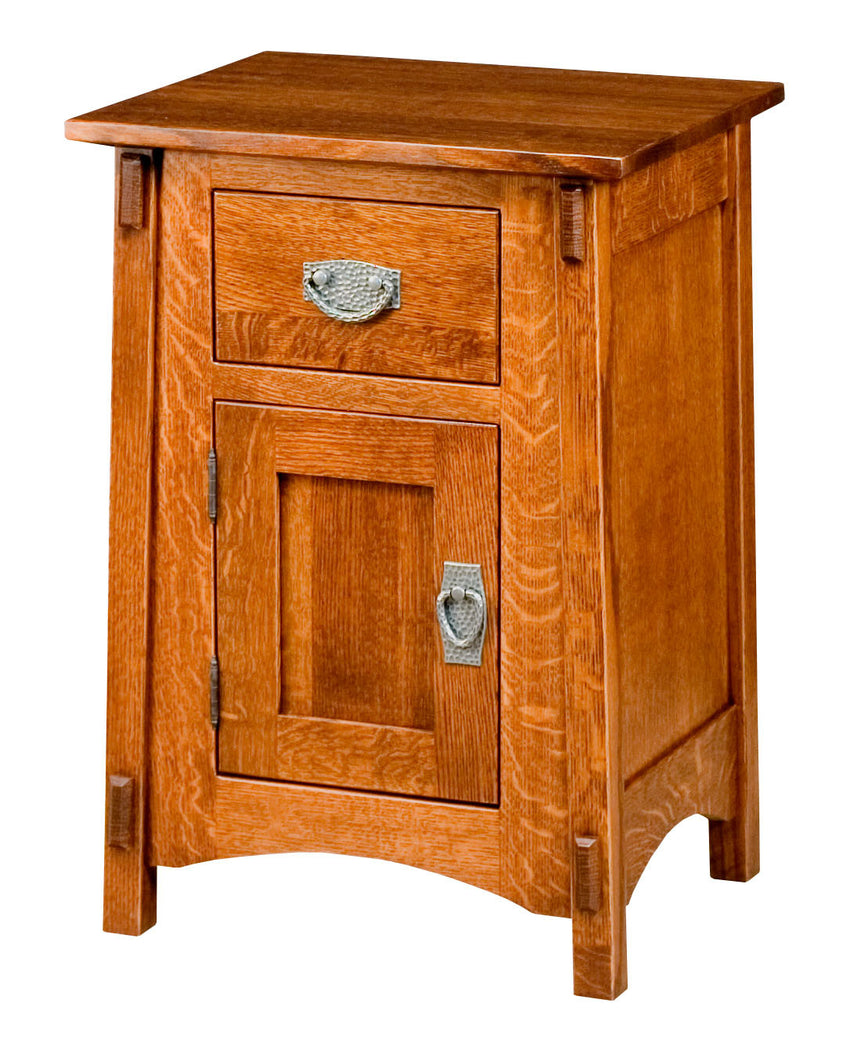 McCoy 1 Drawer 1 Door Night Stand